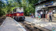 **Children's Railway (ride into the Buda Hills) - Budapest