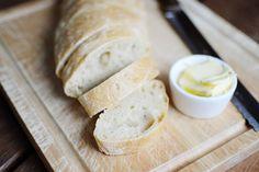 *Squeaky Swing: Hausgemachtes Brot: Dinkelbaguette