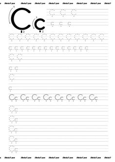 thumbnail of C – Buchstaben Lernen Preschool Writing, Preschool Learning Activities, Preschool Curriculum, Kindergarten Worksheets, Grade R Worksheets, Free Printable Alphabet Worksheets, Writing Practice Worksheets, Teaching Phonics, Teaching Kindergarten
