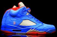 "Chris Paul's Unreleased Air Jordan 5 ""CP3″ Sneaker (Detailed New Images)"