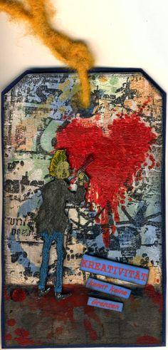 """Schaerfchens Kreative Welt: Tag """"Grenzenlose Kreativität"""""""
