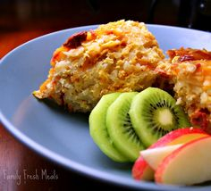 Family Fresh Meals: Crockpot Breakfast Casserole