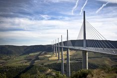Sometimes the road is not just the way to the destination, but the main attraction and even the purpose of travel, an… by vikaromanova Purpose Of Travel, Cable Stayed Bridge, Clermont Ferrand, Bridge Design, Main Attraction, Places Of Interest, Stunningly Beautiful, Road Trip, Around The Worlds