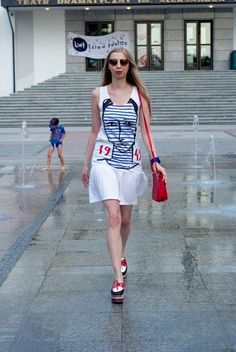 Ahoy, there! Nautical Look Nautical Looks, Jeffrey Campbell, Shoes, Fashion, Moda, Zapatos, Shoes Outlet, Fasion, Shoe