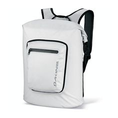 Slick Dakine Backpack: Keep your laptop dry this winter with this sleek waterproof backpack made with eco materials. www.http://dolphin-browser.com/2012/12/12-best-geek-gifts/