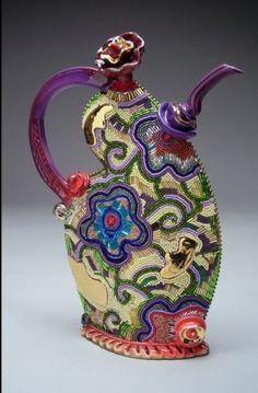 Artistic Teapot
