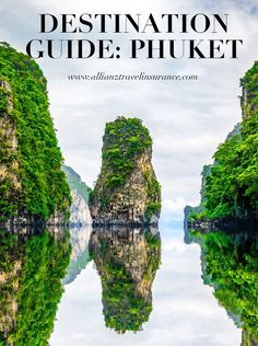 Destination Guide: Phuket, Thailand.  Find out more about this great destination, including travel to Phuket, where to eat the best local food, places to go shopping, shrines and temples you'll want to visit, and more.  Check out this travel guide as an introduction to Phuket travel #Phuket #Thailand #traveltips #Asiatravel