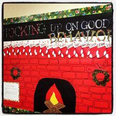Cute Christmas bulletin board!