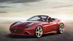 Ferrari California T 2015 Review Front View