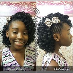 Super Cute And Easy Hairstyle For Spring Relaxed Black Hairstyles Hairstyle Inspiration Daily Dogsangcom