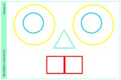 Láminas para bloques lógicos | www.recursosinfantil.com