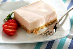 イチゴのチーズケーキ【E・レシピ】料理のプロが作る簡単レシピ/2003.02.09公開のレシピです。