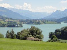 Lake of Gruyère - Switzerland