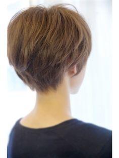 ヘア ケア リアン(Hair Care Lien) 【Lienお客様スタイル】リップラインのショートボブ