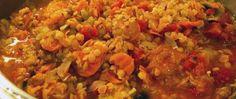 Guiso de Lentejas con Verduras