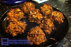 Scan Bran Onion Bhajis
