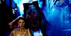Rex Claire Jurassic World