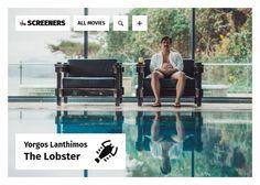 The Screeners | CSS Website