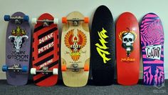 Boards reeditions