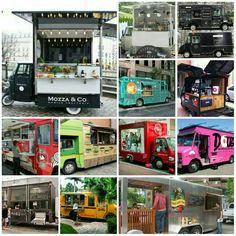 Interesting Food Truck Design...