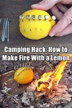 Limondan elektrik üretelim mi