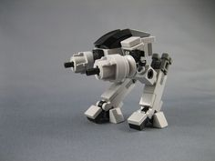 Mini LEGO ED-209 from Robocop | Flickr – Compartilhamento de fotos!