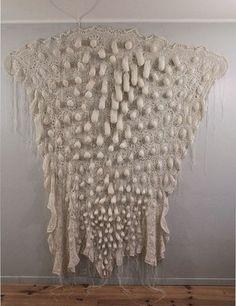 Thomas Gleb weaving