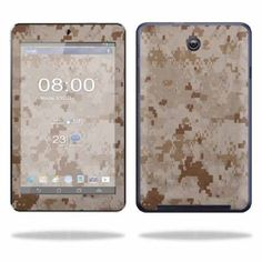 Skin Decal Wrap for Asus MeMO Pad HD 7 Tablet sticker Desert Camo