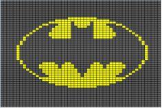 Batman! and other superhero patterns!