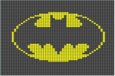 Batman! and other superhero patterns!
