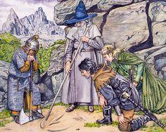¿Queréis saber qué ocurrió en la Tierra Media creada por nuestro querido y admirado J.R.R. Tolkien el 24 de Noviembre? ¡Os lo contamos a continuación! Seguimos un día más con la sección 'Hoy en la Tierra Media' con una jornada triste en la que se libró una batalla decisiva pero terrible, que nadie había esperado…
