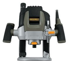 Save $ 66.48 order now Rockwell ProGrade 15A Plunge Router at Power Tools store.