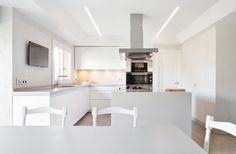 Cocina Moretti Santos Minos laca brillo luminosidad