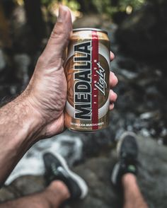 Local Puerto Rican Beer. #medalla