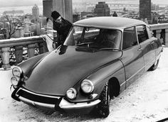 """Classic & Sports Car Magazine Names Citroën DS """"Most Beautiful Car Of All Time"""""""