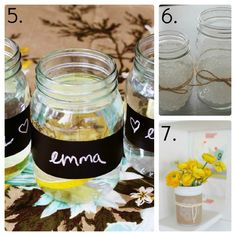 23 Mason Jar Ideas, Mason Jar Decor, Mason Jar Candles, Centerpieces, Gardens and More! — My Blessed Life™