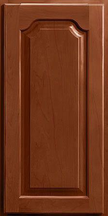 Merillat Masterpiece Cabinetry-Townley Crown Maple Chestnut from waybuild