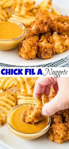 Chick Fil-A Chicken Nuggets Copycat Chick Fil A Chicken Nuggets - Make your favorite chicken nuggets at home with just a few simple ingredients. Super crispy and so easy to make! Copycat Recipes, New Recipes, Dinner Recipes, Cooking Recipes, Favorite Recipes, Recipies, Walnut Recipes, Restaurant Recipes, Amazing Recipes