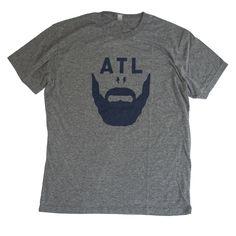 ATL Beard Tee