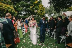 Auckland's Allely Estate Wedding with plum and pink flowers and white circle wedding arch. Touch Of Gold, Auckland, Pink Flowers, Wedding Styles, Real Weddings, Plum, Brides, Arch, Wedding Planning