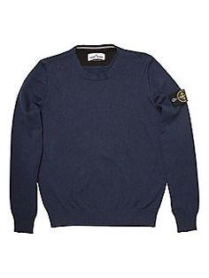 Stone Island jumper. Love the brand.