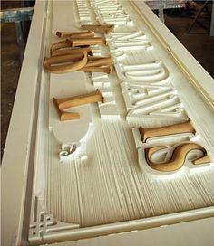 Image result for v carve sign