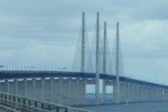 Most nad cieśniną Oresund