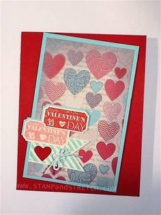 SC415 New Hearts to Play With by Pammyjo - Cards and Paper Crafts at Splitcoaststampers