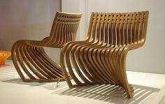 Cadeira de design brasileiro