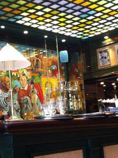Pizzeria Picasso en Marbella, Andalucía #Pizza #Restaurants
