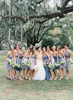 SAY YES TO THE BRIDESMAIDS DRESS! - Charleston Area Wedding Guide