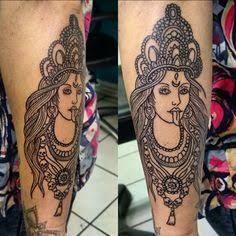 Resultado de imagem para kali tattoo