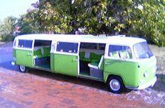 stretch bus limo. Là je peux emmener toute la smala :D