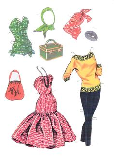 2/4Audry Hepburn - Our Paper Dolls - Picasa Web Albums